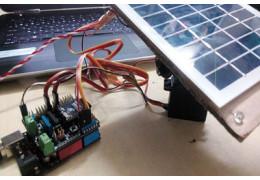Sunflower - Arduino Solar Tracker