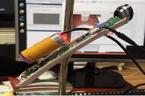 LattePanda + proximity sensing device