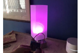 Micro:bit Light(Mood Lamp)