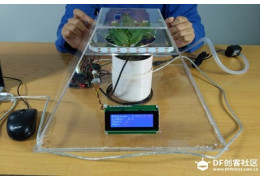 Automatic Agricultural Control System Based on IoT Platform
