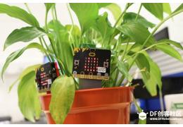 OBLOQ-IoT Module +Micro:bit IoT Flower Watering