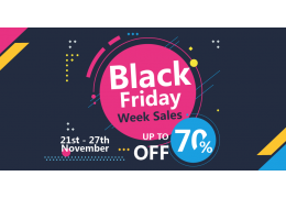 Celebrate this Thanksgiving Season with the DFRobot's Black Friday Sales Week!