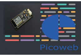 ESP32 MicroPython Tutorial: Getting the query parameters on a Picoweb app