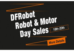 Top 5 Best Selling Robot and Motor Sales