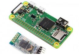 Setting Up Raspberry Pi Zero Bluetooth