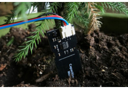 Annoying Soil Moisture Sensor with Photon and IFTTT Project
