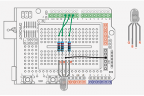 Arduino Project 5: Color RGB LED