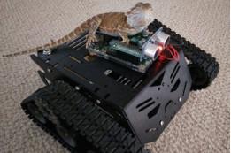 DFRobot Devastator Tank Treaded Tracked Robot Part 1 Assembly