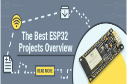 The Best ESP32 Projects Overview