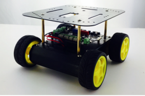 How To Build A Robot  - Lesson 2: Build a Basic Arduino Robot