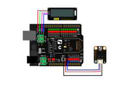 Three-in-One Sensor and LM35, DS18B20 - Project Tutorial