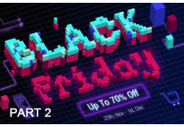 2019 Black Friday Flash Deal (Part 2)