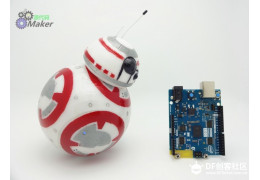 How to Build a BB-8 Robot
