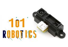 Arduino Robotics 101: Distance Sensors