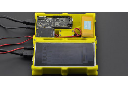 Untouchable Pad - Build Your Own Table/Pad With 3D Printed Parts Cubietruck Control Board