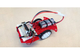 DIY 2WD robot car