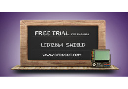 February Free Trial – Get the $24 LCD12864 Shield for Free! #DFREETRIAL