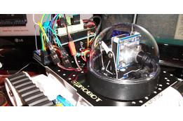 Arduino-controlled Explorer Robot Rover