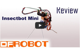 Customer Review – Insectbot Mini Kit