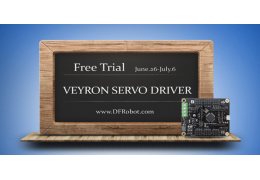 Free Trial Results ( Veyron Servo Controller)