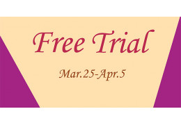 March Free Trial – Open and Put Us to the Test! #DFREETRIAL