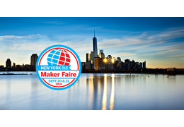 Free Tickets For Maker Faire NYC