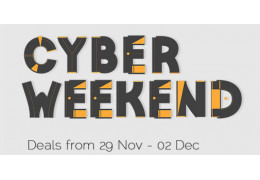 Cyber Weekend arrives in DFRobot, and surprises await!!