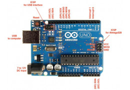 A guided tour of the Arduino Uno