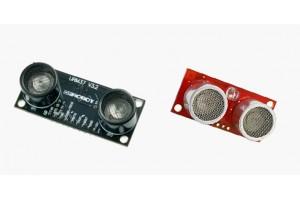 URM37 V3.2,SRF08 and XL-MaxSonar-WRC1 Ultrasonic Distance Sensor Evaluating