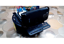 Arduino Based Spy Robot