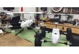 "3D Printable Robotics Platform BoxBotix: ""3-In-1"" Copter, Plane & Rover"