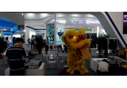 Watch Animatronic Chinese Lion Puts Robotic Spin on Traditional Dance