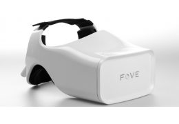 Meet Fove, the world's first eye-tracking VR headset