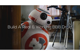 DIY Life-Size Phone Controlled BB8 Droid (Part III)