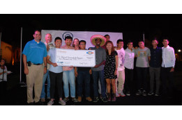 Team Bumblebee Won 2nd Place in the 18th Annual International Robosub Competition