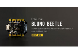 Results of Bluno Beetle Free Trial is announced!