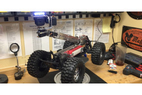 Make A Prototype Inspection Rover