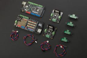 Gravity: DFRduino Mega Kit For 4 motor Robot