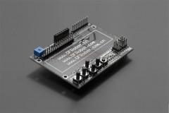 PCB of LCD keypad shield