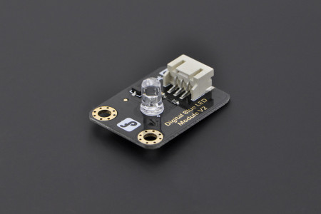Gravity: Digital Blue LED Light Module