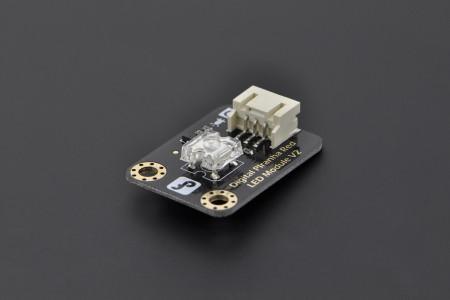Gravity:Digital Piranha LED Module-Red