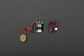 Gravity: Digital Piezo Disk Vibration Sensor