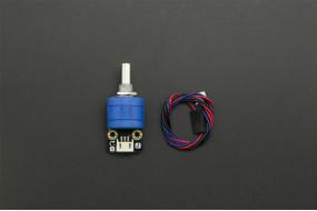 Gravity:Analog Rotation Potentiometer Sensor V2 For Arduino
