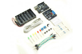 DFRduino Start Kit (Arduino Compatible)
