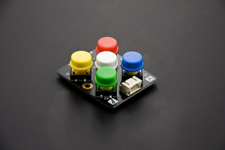 Gravity:Analog ADKeyboard Module V2
