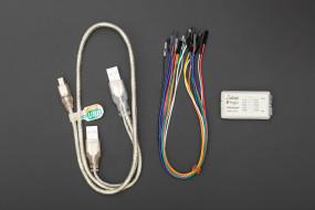 24Mhz 8 Channel Logic analyzer (Saleae Logic Compatible)