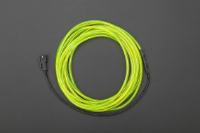 EL Wire - neon green (3m)