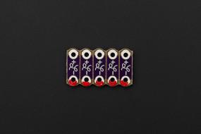 LilyPad LED Micro - Red (5pcs)