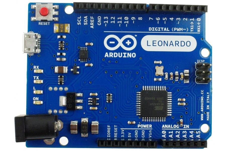 Arduino leonardo driver download