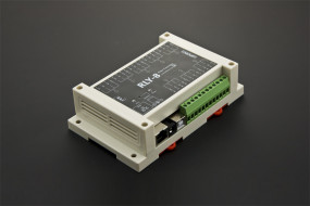 8 Channel Ethernet Relay Controller (Support PoE and USB)
